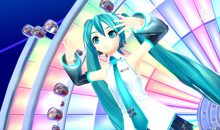 Hatsune Miku streaming