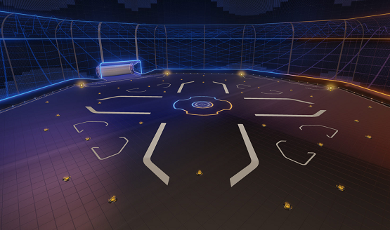 rocket league octagon