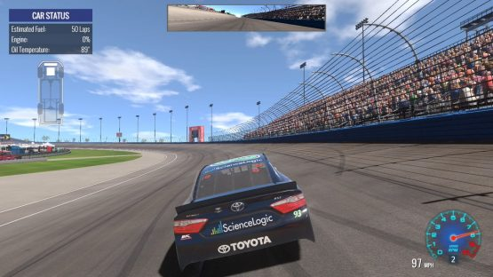 NASCAR Heat Evolution Review ? Left Turn (PS4)