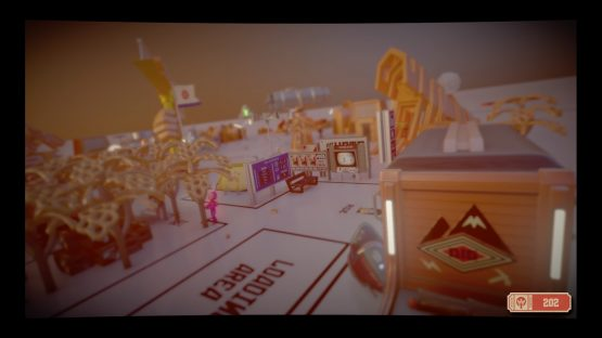 The Tomorrow Children town view