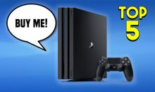 Top 5 Reasons to Buy a PlayStation 4 Pro Featured