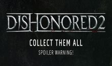 Dishonored 2 trophy list