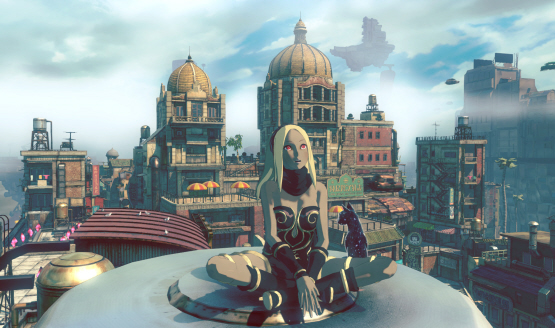 Gravity Rush 2 Online Features Introduced in New Video
