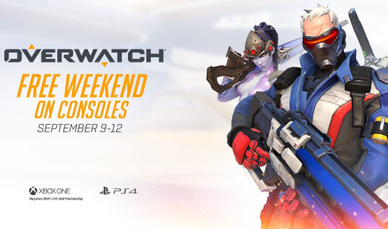 how to download overwatch ps4 free weekend