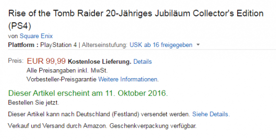rise of the tomb raider ps4 amazon