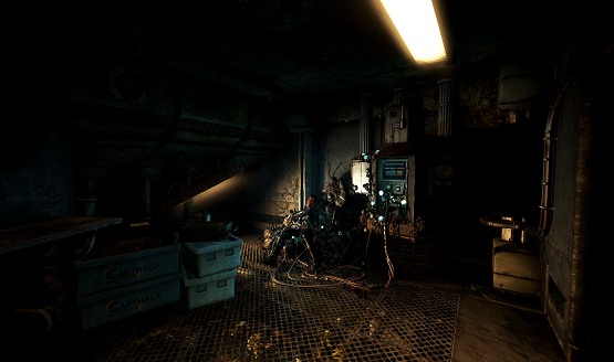 SOMA Update 1.06 Out Now on PS4, PS4 Pro Tweaks Added