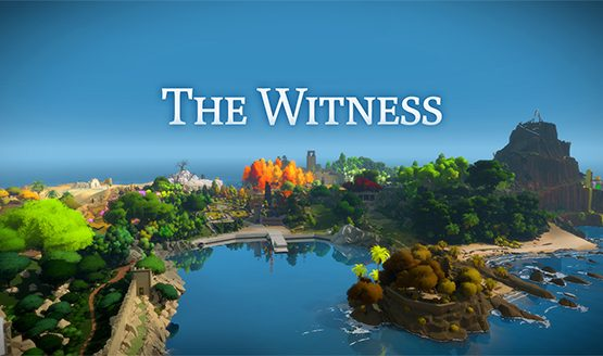 The Witness Physical release