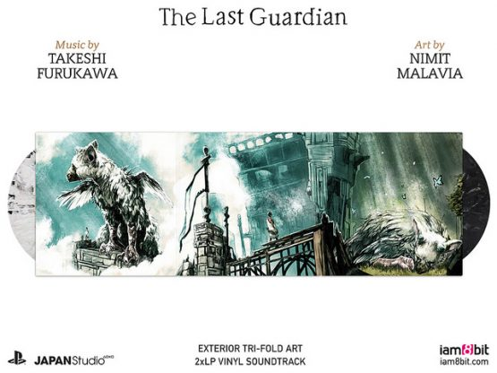 The Last Guardian Soundtrack Is Getting an App & Vinyl Release