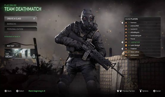 Call of Duty Modern Warfare Remastered 555x328