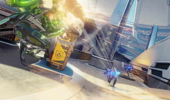 Rigs review mechanized combat league 1