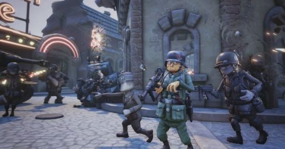 World War Toons Interview
