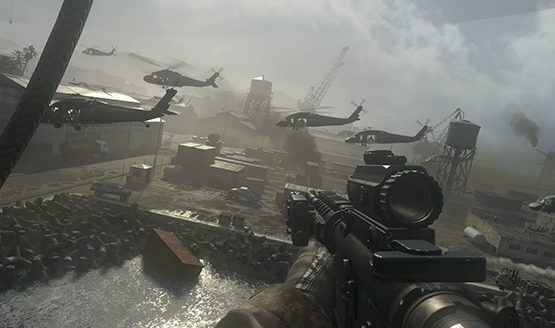 Call of Duty Modern Warfare Remastered 16 555x328