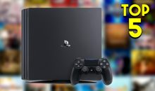 Top 5 PS4 Pro Enhanced Games Featured