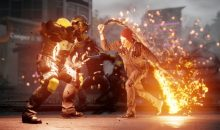 Infamous Second Son visual effects
