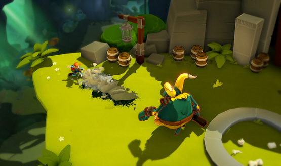 New Action Games For Ps3 : Mages of mystralia announced for ps new trailer