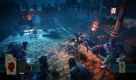 Hand of Fate 2 preview 1