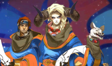 Pyre Preview 1