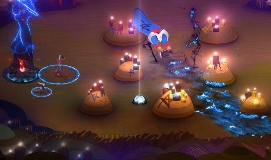 Pyre Preview 2