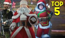 Top 5 In-Game Christmas Events Featured