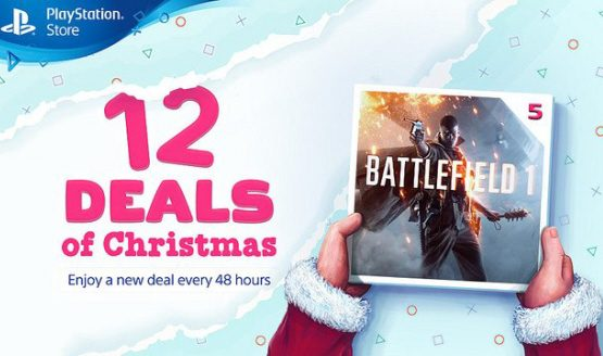 PlayStation Store Europe's 12 Deals of Christmas Deal #5 Is Live, Full List Likely Leaked