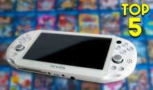 Top 5 PS Vita Games to Look Forward to in 2017 Featured