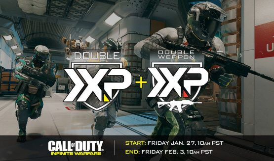 infinite-warfare-double-xp-january-27