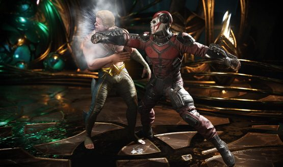Injustice 2 Dev Explains How It Plans to Counter Potential Imbalances Due to Gear System