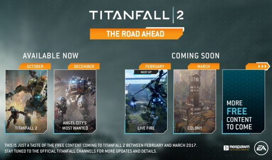 Respawn Announces Another Classic Map Returning to Titanfall 2 in March