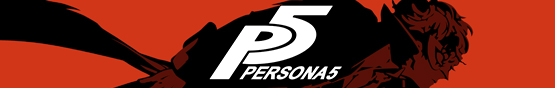 Persona 5 Header April 4th