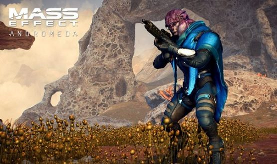 BioWare Looking Into Increasing Font Size in Mass Effect Andromeda