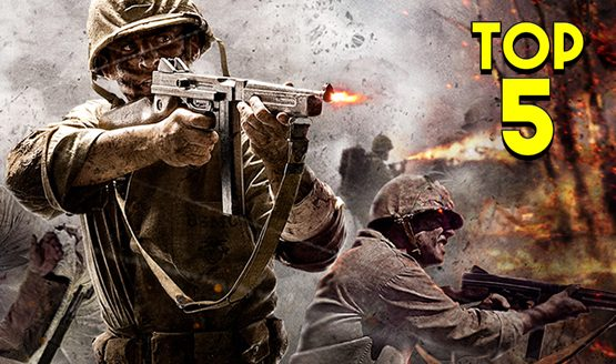 Top 5 Reasons Why We Want This Year's Call of Duty to Have a WW2 Theme