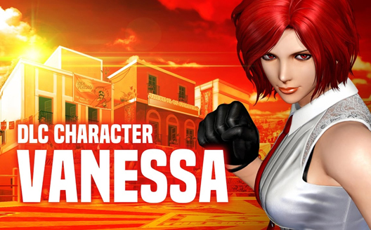 Vanessa Is the Latest King of Fighters XIV DLC Character