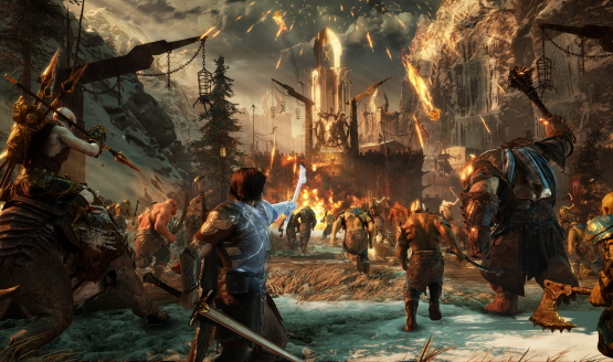 Middle-earth: Shadow of War Weapons, Gear and Beasts Detailed in Latest Videos