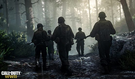 Call of Duty WWII beta 22