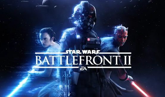EA is streaming a 20v20 Star Wars: Battlefront 2 battle at E3