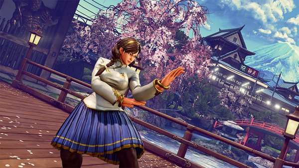 'Street Fighter V' April DLC Coming At End Of Month