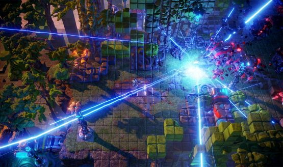 Nex Machina out on June 20, includes local co-op