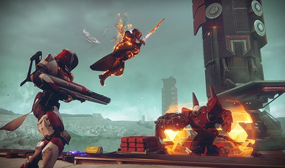 Bungie Talks Destiny 2 With Urk - Striking Up the Reveal