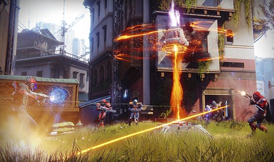 Destiny 2 beta review