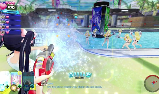 SENRAN KAGURA Peach Beach Splash 01