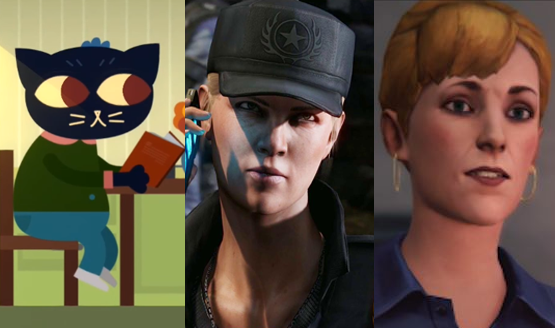 Best Video Game Moms