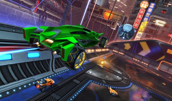 Rocket League's Autumn Update Rolls Around On September 28th, Adds Farmstead Arena