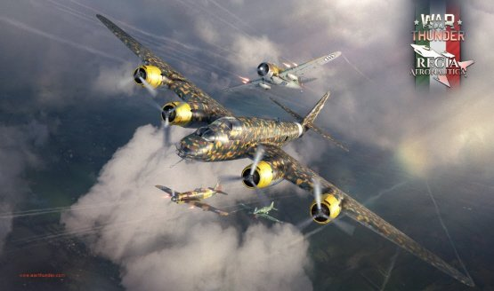 War Thunder Update 1.69 Adds 4K PS4 Pro Support, Italy