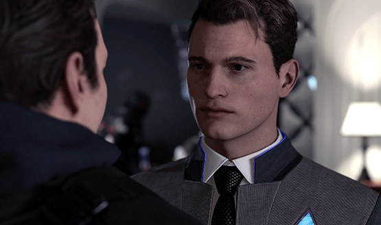 Detroit Become Human Gameplay