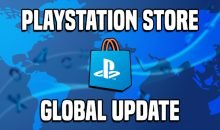 PlayStation Store Global Update