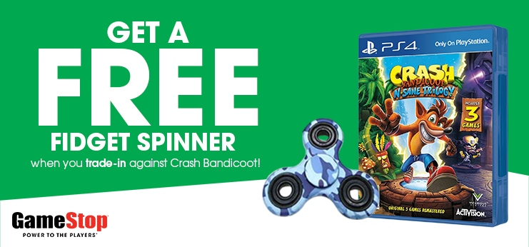 Crash bandicoot ps4 coupon code