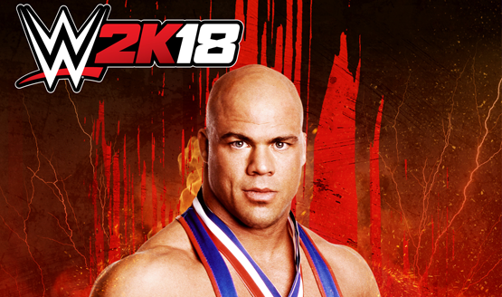 Kurt Angle Will Be The 'WWE 2K18' Pre-Order Exclusive