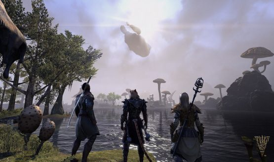 The Elder Scrolls Online Update 1.26 on PS4 Adds a New CP Enabled Battlegrounds Campaign