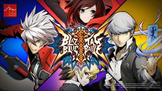 BlazBlue Cross Tag Battle Announced