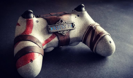 God of war DualShock 4 2